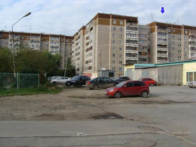 Адрес(а) на фотографии: улица Академика Постовского, 10А, 12, 12А, Екатеринбург