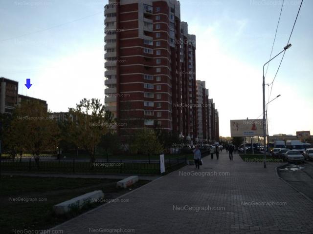 Адрес(а) на фотографии: улица Академика Шварца, 8 к1, 10 к1, 10 к2, 10 к3, Екатеринбург