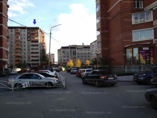 Адрес(а) на фотографии: улица Академика Шварца, 6 к2, 8 к1, 8 к3, 10 к2, Екатеринбург