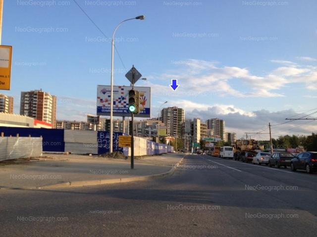 Адрес(а) на фотографии: улица 8 Марта, 185, 185/2, Екатеринбург