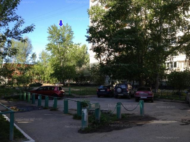 Адрес(а) на фотографии: улица Начдива Онуфриева, 58, 60А, Екатеринбург
