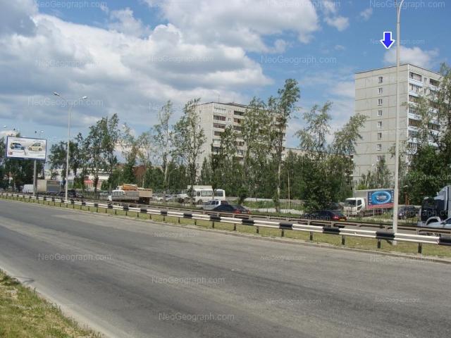 Адрес(а) на фотографии: улица Начдива Онуфриева, 56, 58, Екатеринбург