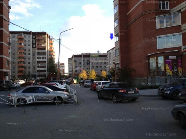 Address(es) on photo: Akademika Shvartsa street, 6 к2, 8 к1, 8 к3, 10 к2, Yekaterinburg
