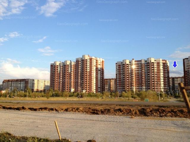 Address(es) on photo: Akademika Shvartsa street, 6 к2, 8 к1, 10 к1, 10 к2, 12 к1, Yekaterinburg