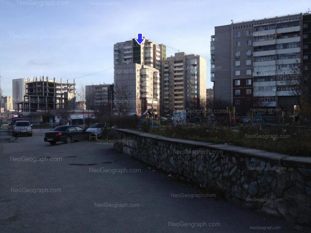 Адрес(а) на фотографии: улица 8 Марта, 185/1, 185/3, 187, 189/4, Екатеринбург