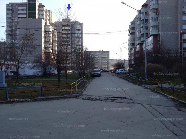 Address(es) on photo: 8 Marta street, 185/1, 185/3, 187, 189/4, Yekaterinburg