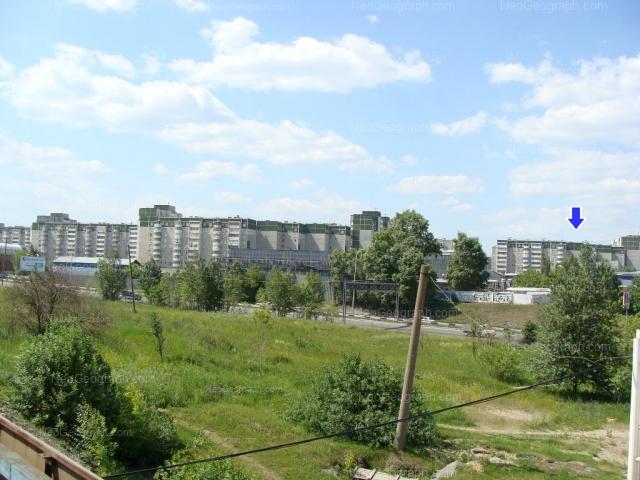 Адрес(а) на фотографии: улица Крестинского, 53, 55 к1, 59 к1, Екатеринбург