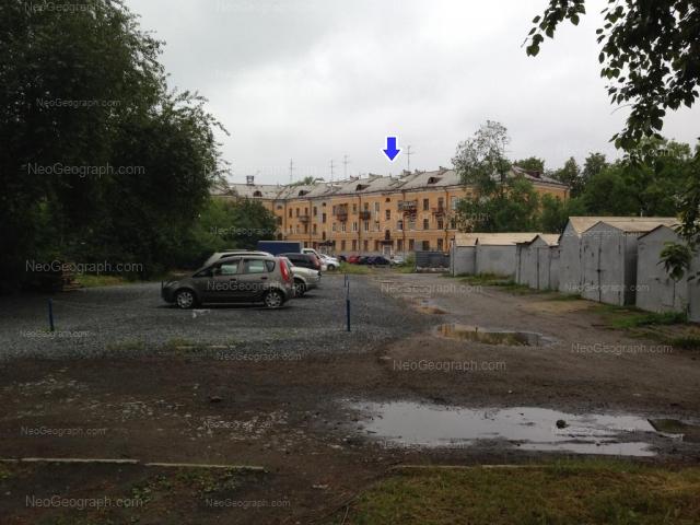 Адрес(а) на фотографии: проспект Орджоникидзе, 25, Екатеринбург