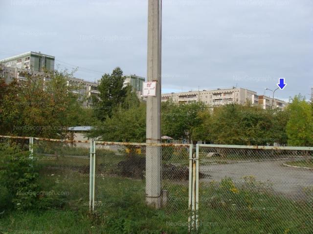Адрес(а) на фотографии: улица Академика Постовского, 14, 16, 16А, Екатеринбург
