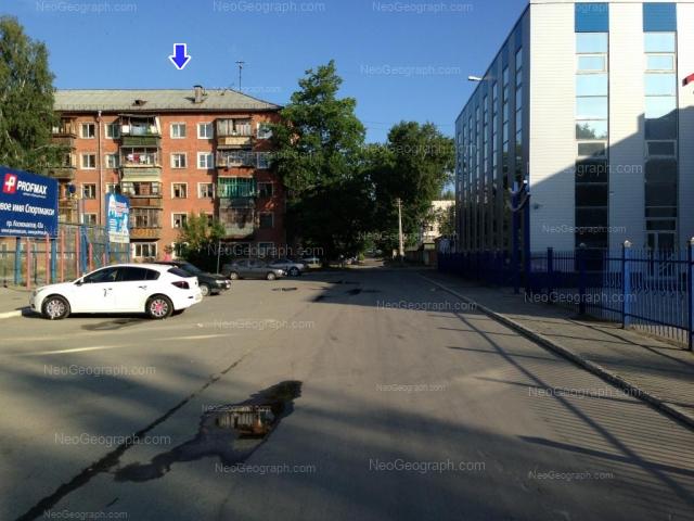 Адрес(а) на фотографии: улица Избирателей, 28, Екатеринбург