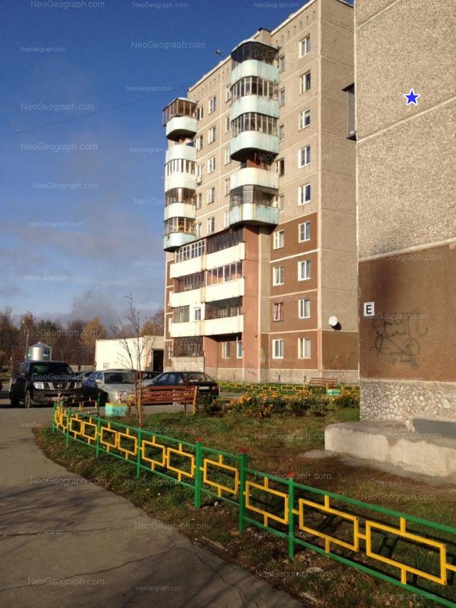 Адрес(а) на фотографии: улица 8 Марта, 189/1, 189/3, 191, Екатеринбург