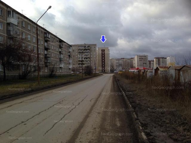 Адрес(а) на фотографии: Латвийская улица, 41, 43, 44, Екатеринбург