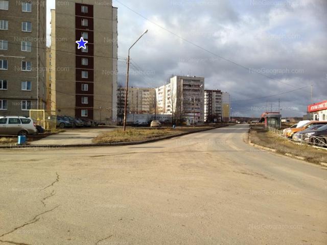 Адрес(а) на фотографии: Латвийская улица, 43, 45, Екатеринбург