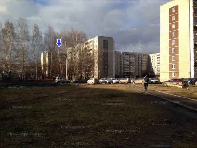 Адрес(а) на фотографии: Латвийская улица, 45, 47, Екатеринбург