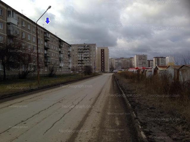 Address(es) on photo: Latviiskaya street, 41, 43, 44, Yekaterinburg