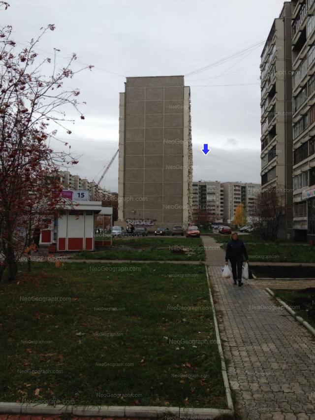 Адрес(а) на фотографии: Тбилисский бульвар, 3, 11, Екатеринбург