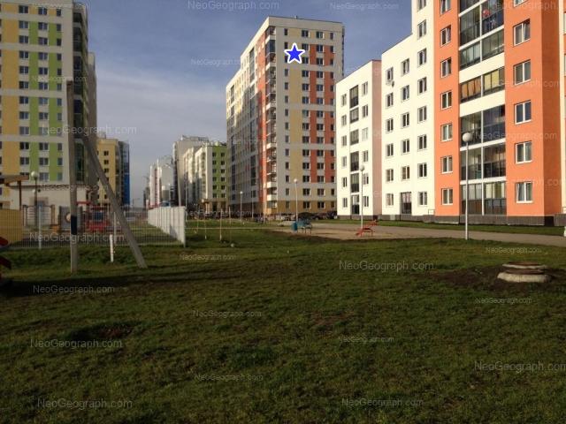 Address(es) on photo: Krasnolesiya street, 113, 119, 121, 127, Yekaterinburg