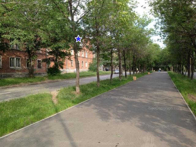 Address(es) on photo: Kirovgradskaya street, 49, 51, 55, Yekaterinburg