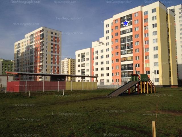 Адрес(а) на фотографии: улица Краснолесья, 113, 121, Екатеринбург