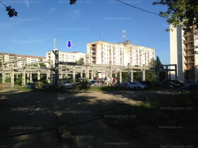 Адрес(а) на фотографии: Таганская улица, 24 к1, 24 к2, Екатеринбург