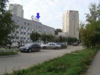 Здание поликлиники ДЭНАС, ул. Академика Постовского, 15 , Екатеринбург, Россия – Неогеограф
