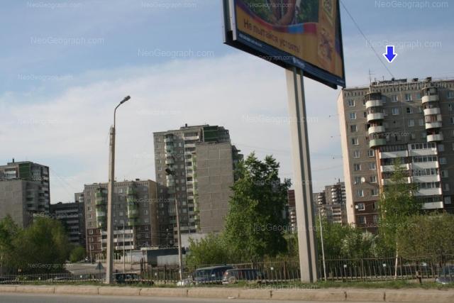 Address(es) on photo: Krestinskogo street, 21, 23, 25, 31, Yekaterinburg