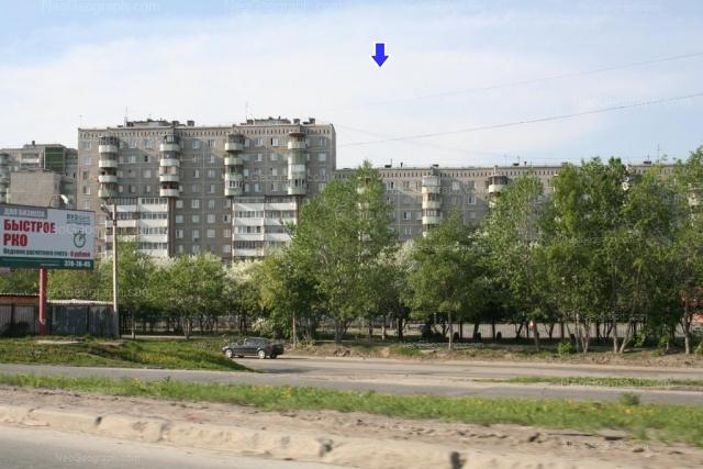 Address(es) on photo: Krestinskogo street, 25А, 31, Yekaterinburg