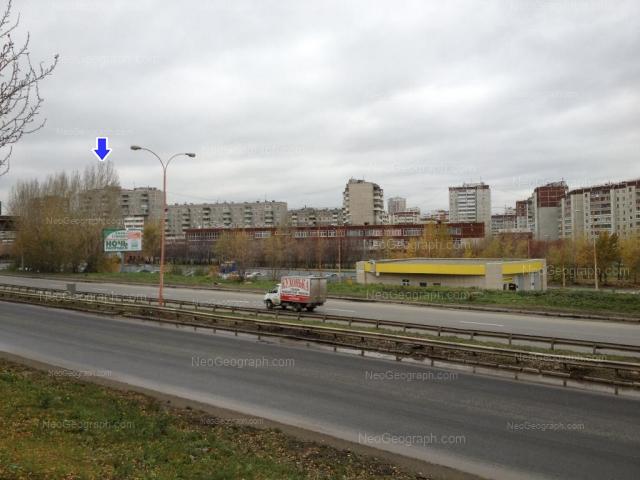 Address(es) on photo: Krestinskogo street, 31, 33, 34, Yekaterinburg