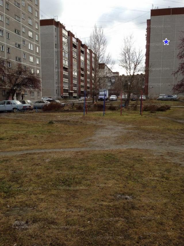 Адрес(а) на фотографии: Прибалтийская улица, 31 к1, 31 к2, Екатеринбург
