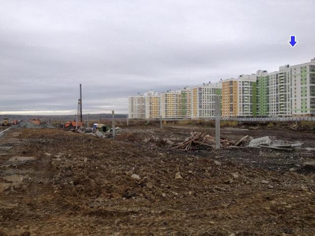 Адрес(а) на фотографии: улица Краснолесья, 101, 103, Екатеринбург