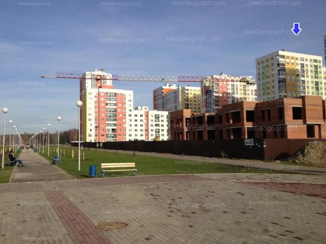 Адрес(а) на фотографии: улица Краснолесья, 97, 99, 101, 107, Екатеринбург