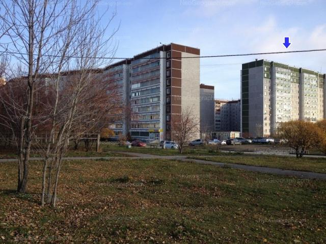 Адрес(а) на фотографии: улица Крестинского, 37/1, Екатеринбург