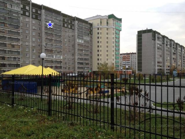 Адрес(а) на фотографии: улица Крестинского, 37, 37/1, 37/2, Екатеринбург