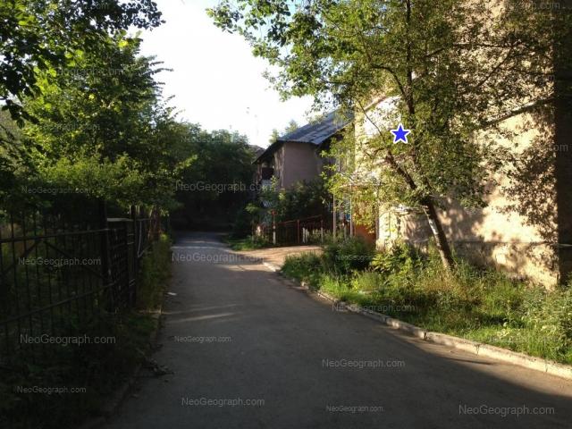 Адрес(а) на фотографии: Даниловская улица, 16, Екатеринбург