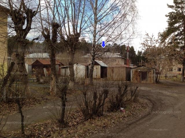 Адрес(а) на фотографии: Хвойная улица, 83, 85, 87, Екатеринбург
