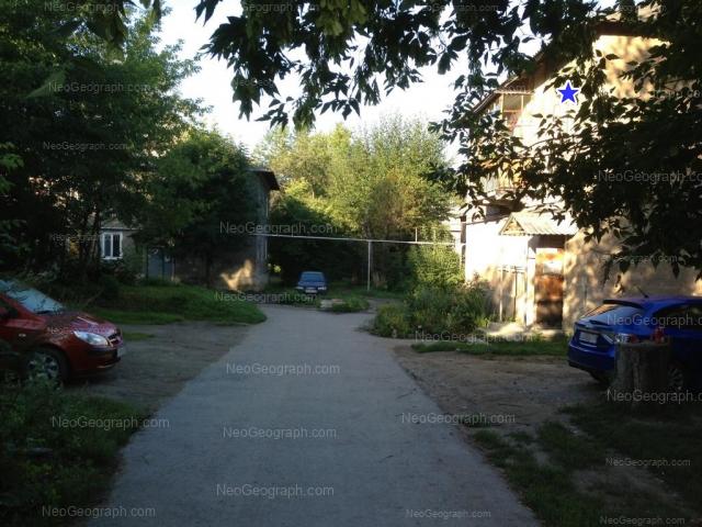 Адрес(а) на фотографии: Даниловская улица, 25А, 27А, Екатеринбург