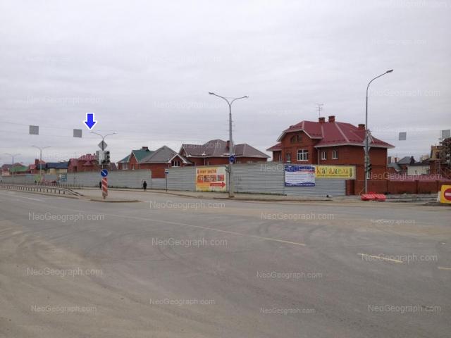 Address(es) on photo: Krasnolesiya street, 75, 83, 87, Yekaterinburg