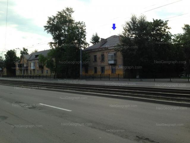 Адрес(а) на фотографии: улица Бакинских Комиссаров, 26, 30, Екатеринбург