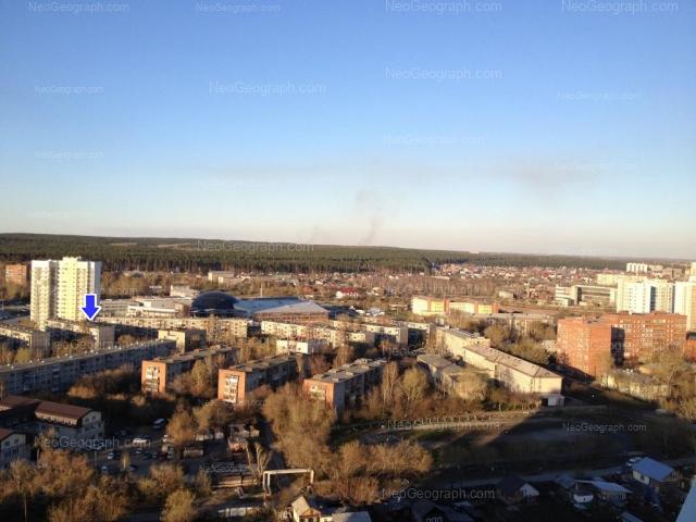 Address(es) on photo: Scherbakova street, 3/3, 3/4, 3/5, 4, 5/1, 5/2, 5/3, 5а, Yekaterinburg