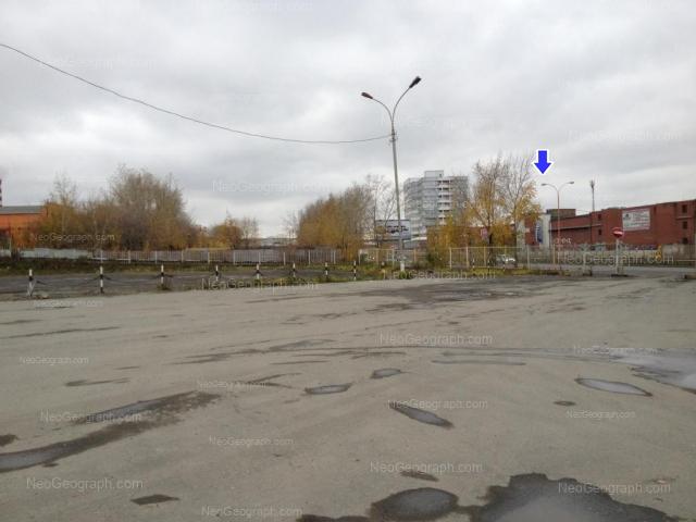 Address(es) on photo: Krestinskogo street, 46, Yekaterinburg