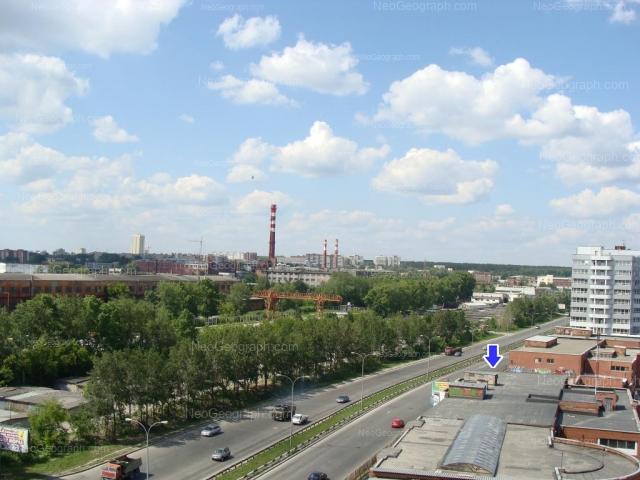 Address(es) on photo: Krestinskogo street, 44, 46, 46/5, 46/5б, Yekaterinburg