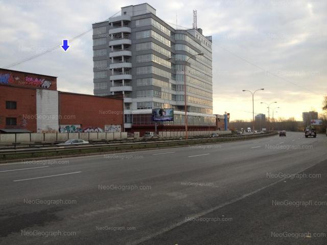 Address(es) on photo: Krestinskogo street, 46, 46а, Yekaterinburg