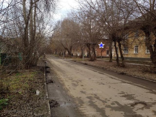 Address(es) on photo: Pribaltiyskaya street, 19, 21, Yekaterinburg