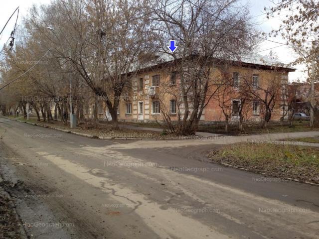 Address(es) on photo: Pribaltiyskaya street, 19, Yekaterinburg