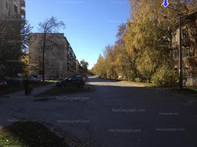 Адрес(а) на фотографии: улица Индустрии, 36, 38, 39, 41, Екатеринбург