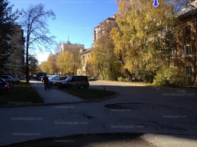 Адрес(а) на фотографии: улица Индустрии, 36, 39, 41, Екатеринбург