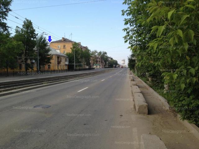 Адрес(а) на фотографии: улица Бакинских Комиссаров, 24, Екатеринбург