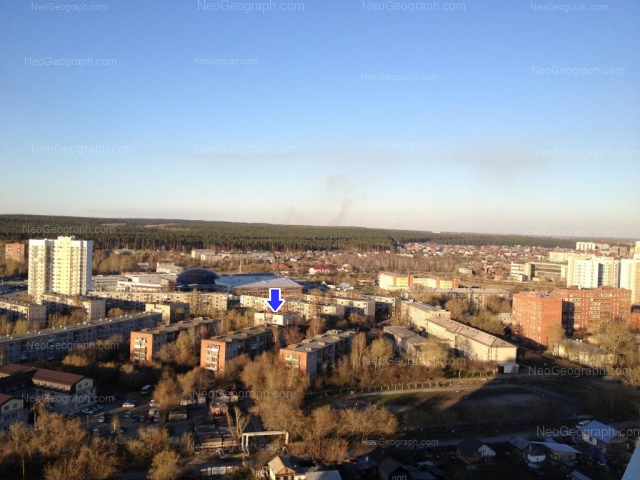 Адрес(а) на фотографии: Мраморская улица, 34/1, 34/2, 34/3, 34/4, 36, 38, Екатеринбург