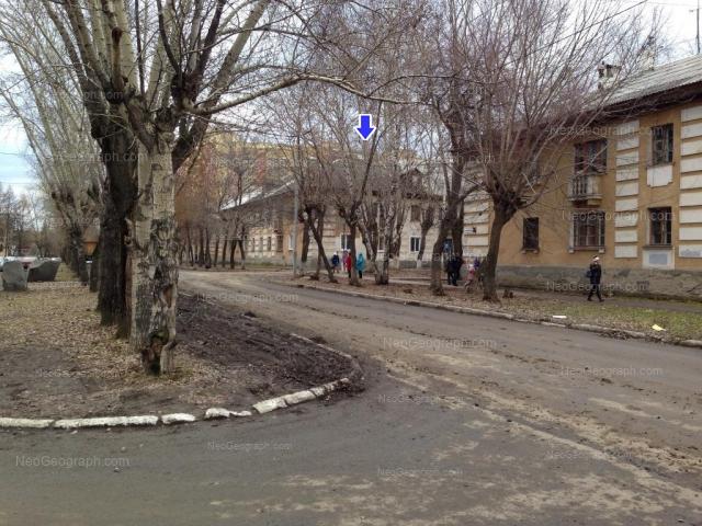 Адрес(а) на фотографии: Прибалтийская улица, 15, 17, Екатеринбург