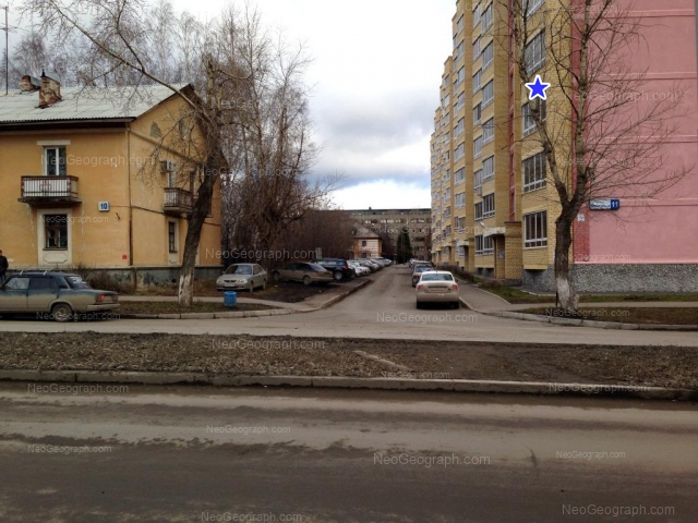 Адрес(а) на фотографии: Прибалтийская улица, 11, Екатеринбург